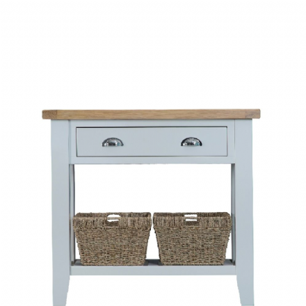 Toulouse Grey Console Table